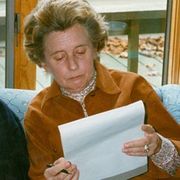 Nancy Trowbridge Holmes